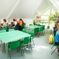 Our Self Access centre offers PC access and a quiet place to study