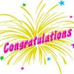 Congratulations on Exam Success Excel English