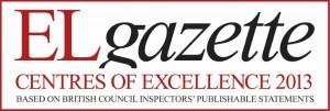 EL Gazette Centre of Excellence 2013 (3)